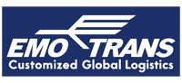 emo trans customized gloval logistics